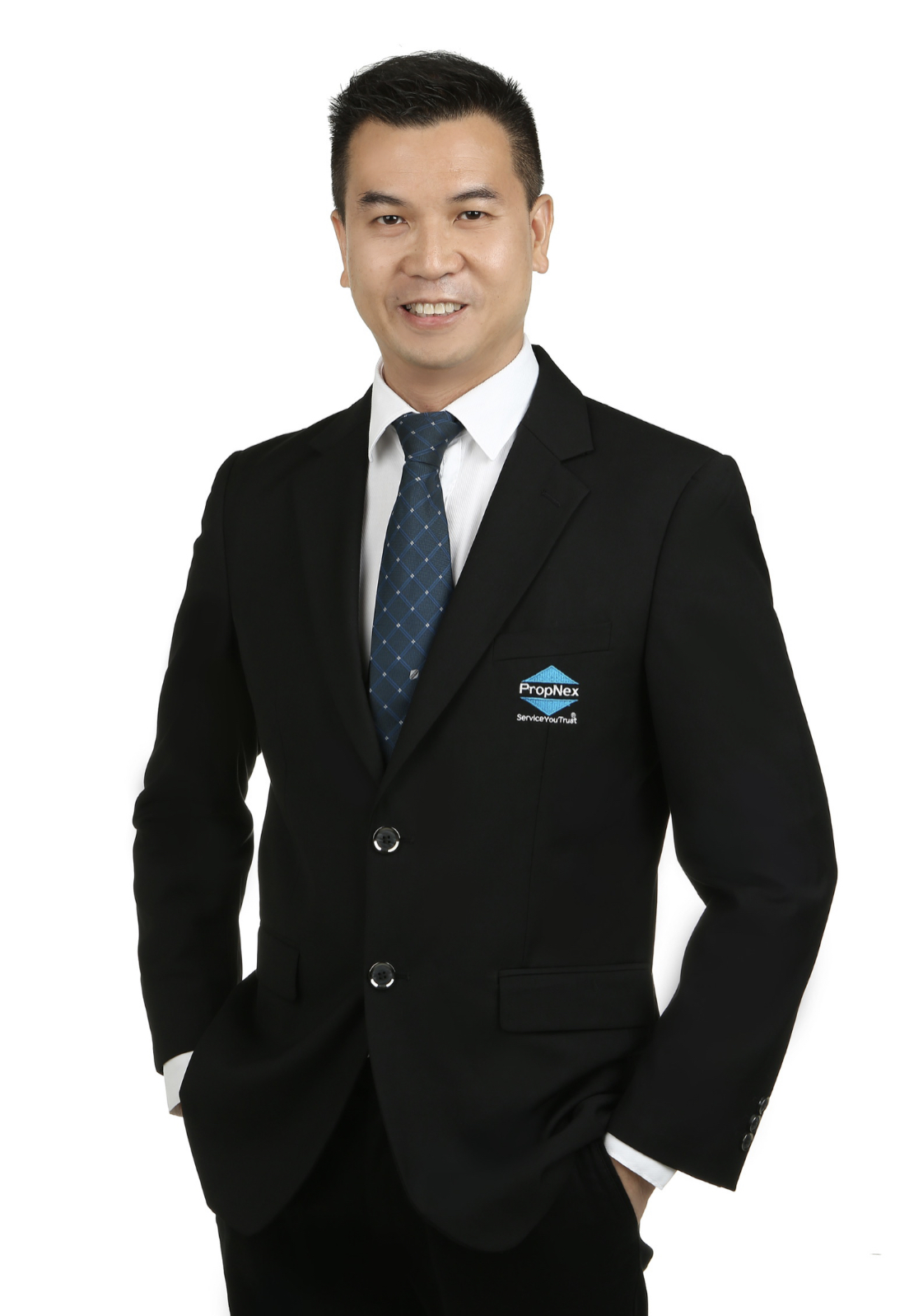 Timothy Chionh agent photo
