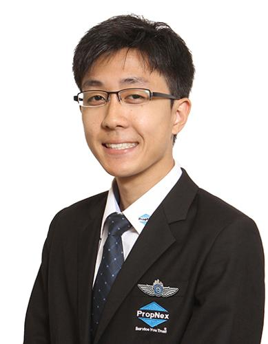 Jeremy Teo Jing Yi agent profile photo