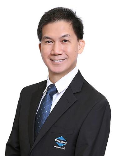 Daniel Choy Tuck Leong agent photo