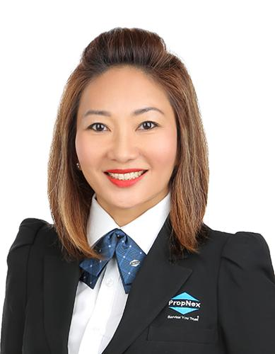 Connie Pan agent photo