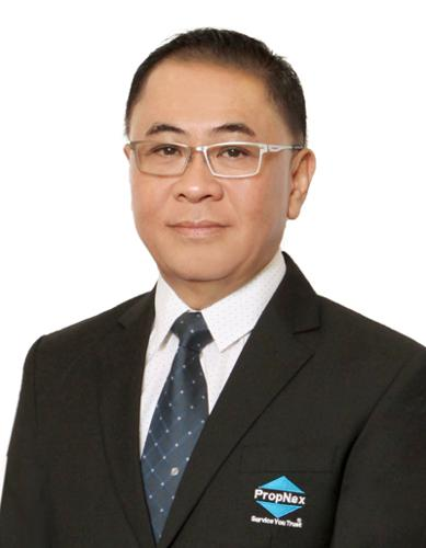 Keith Chan agent photo