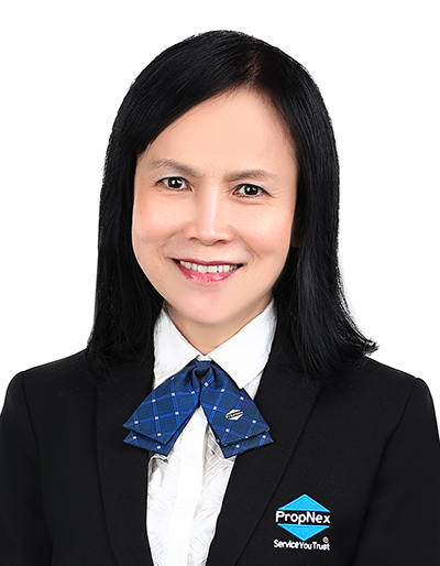 Shirley Sun Fengzhen agent photo