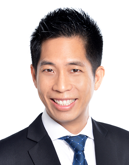 Benjamin Yeo agent photo