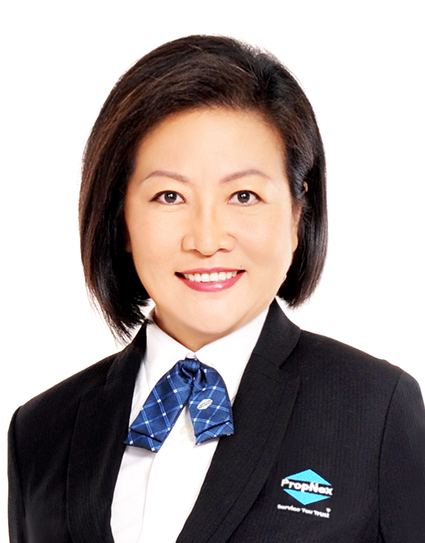 Tina Lam agent photo