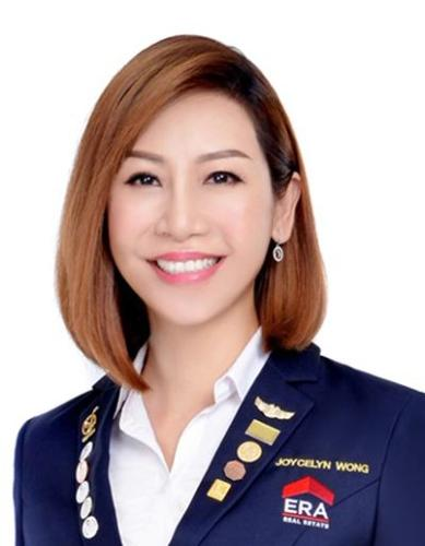 Joycelyn Wong Q Q agent photo