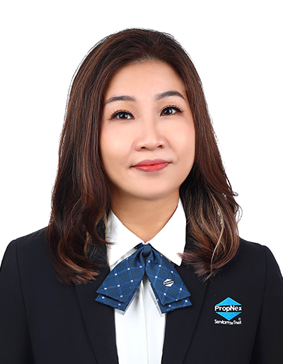 Joanna Foo agent photo