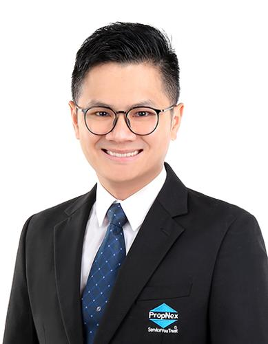 Eric Ang agent photo