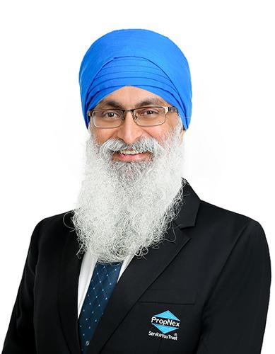 Inderjit Singh agent photo