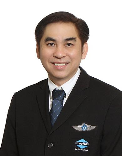 Jimmy Ng agent photo