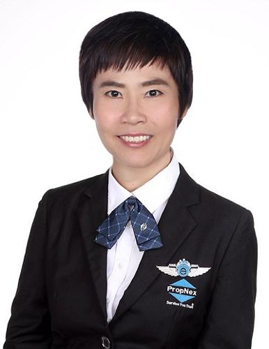 Joyce Tan agent photo