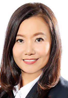 Shirley Tan agent photo