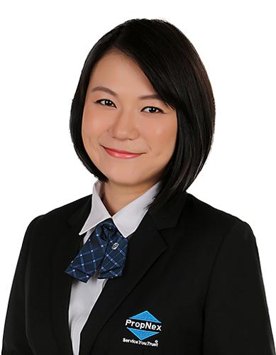 Odelia Tan agent photo
