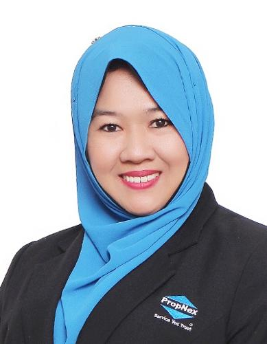 Ayu Zaimah agent photo