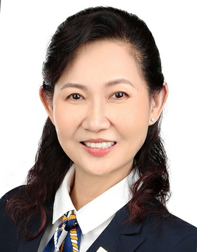 Mary Yong agent photo