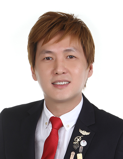Desmond Tan agent photo
