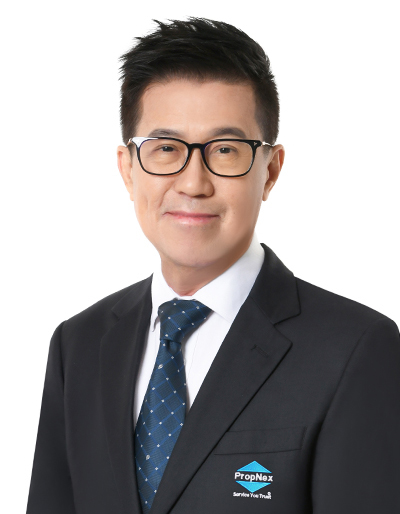 Andy Chua 蔡敬秋 agent profile photo