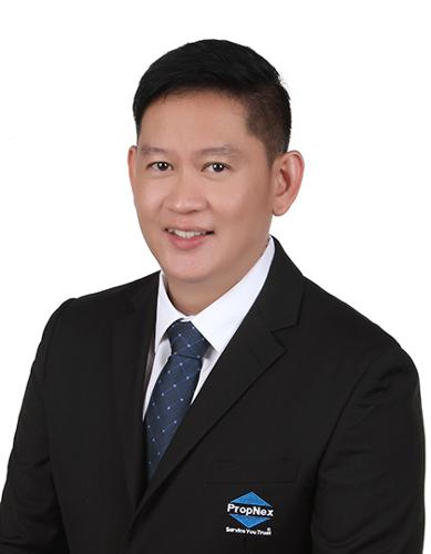 Donny Wong agent photo