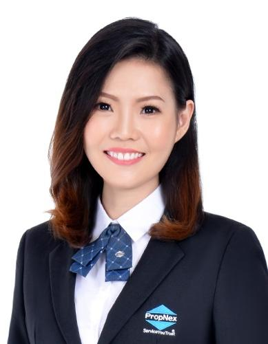 Hazel Lim agent photo
