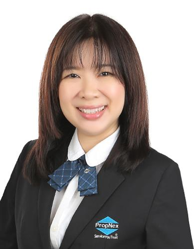 Christine Lim agent photo