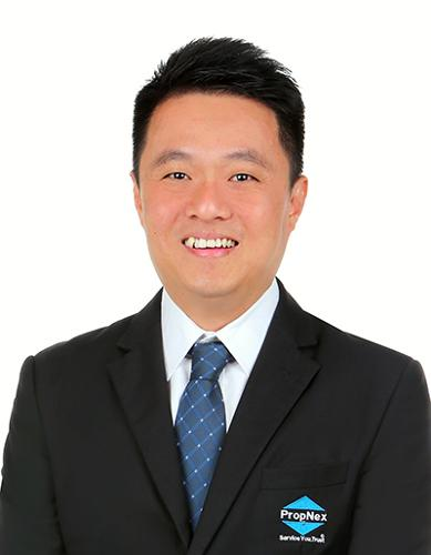 Gilbert Tiew agent photo