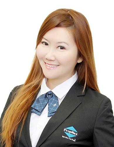 Melissa Ong agent photo