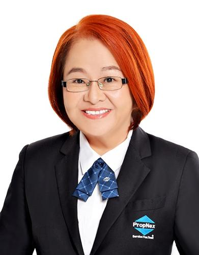 Joy Tan agent photo