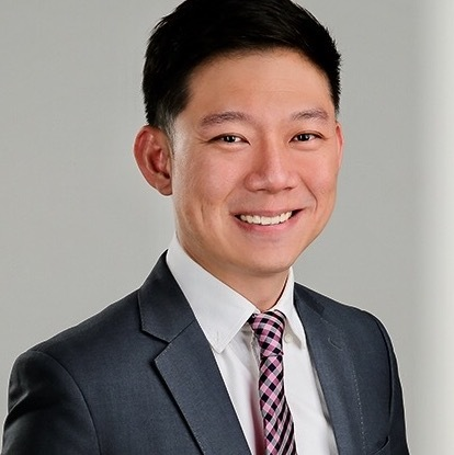 Shaun Lin agent photo