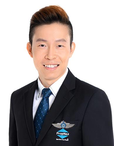 Jason Goh agent photo