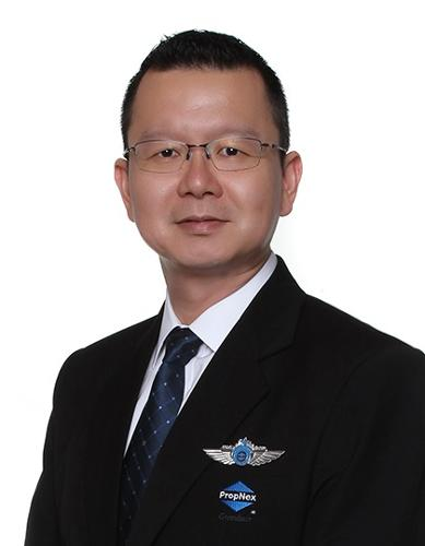 Ong Chee Keong agent photo