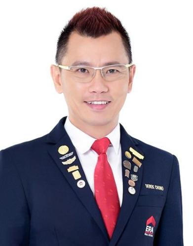 Derek Chong agent photo