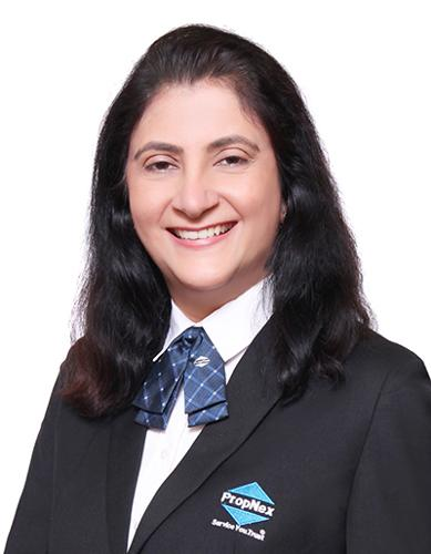 Seema Gupta agent photo