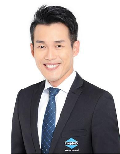 Kevin Wong agent photo