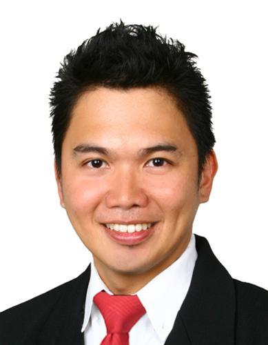 Brendon Kuay (Guo Wenwei) agent photo