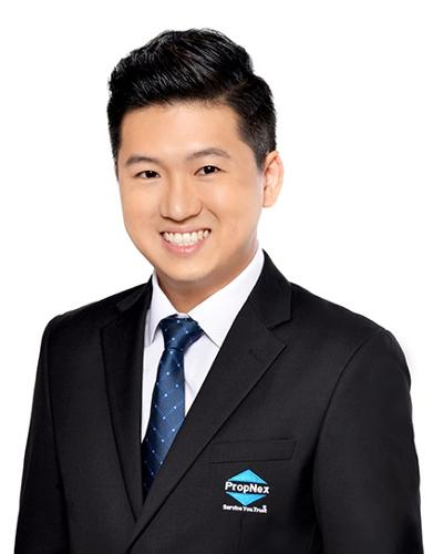 Gerald Leong agent photo