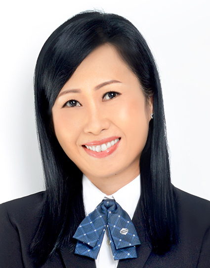 Jeanne Teo agent photo