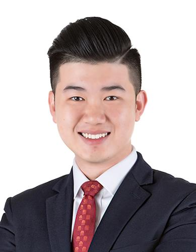Andreas Tan Wei Kiang agent photo