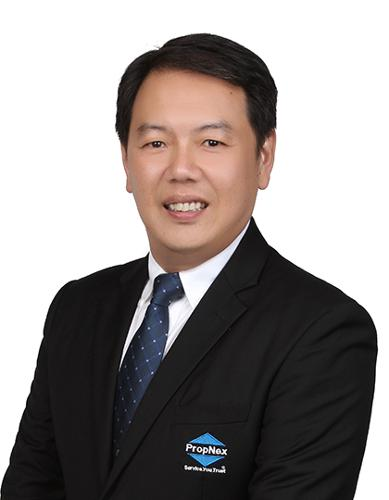 Tan Kok Yong Davin agent photo