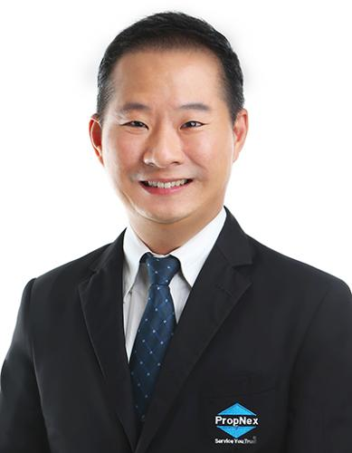 Jeremy Chia K M agent photo
