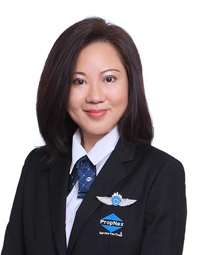 Joanne Gan agent photo