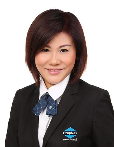 Sylvia Ng Hui Zhen agent photo