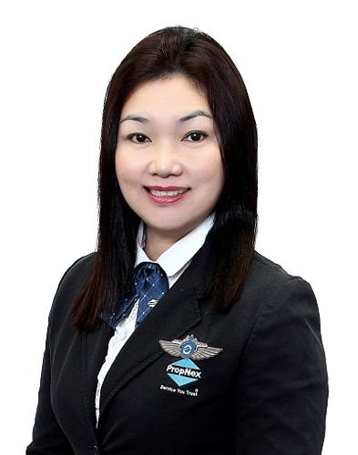 Yvonne Toh agent photo
