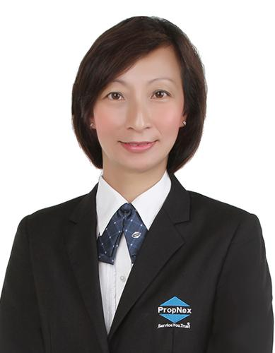 Peggy Tan agent photo