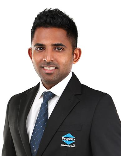 Jaibin Pappachan agent photo