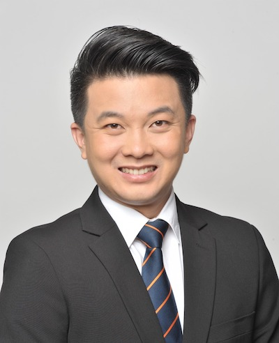 Alvin Ong agent photo