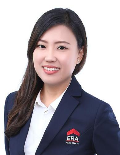 Kelly Tay Kailin 郑凯琳 agent photo