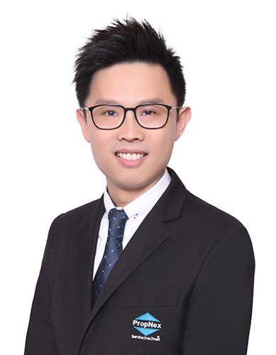 Joe Quek 鸣文 Facebook.Com/joequekproperty agent photo