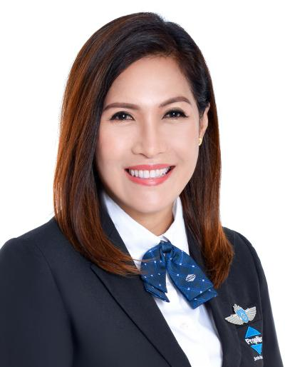 Ethel Dioquino agent photo
